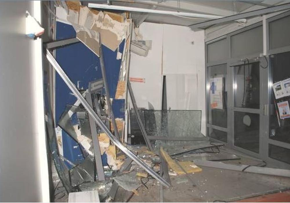 Die Gity-Galerie Diebe konnten bei einer weiteren geplanten tat festgenommen werden. Foto: Zentrale Kriminalinspektion Lüneburg