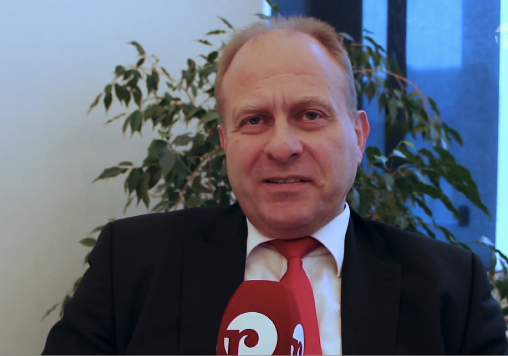 Landrat Gerhard Radeck