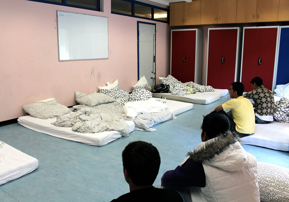 Vortragsveranstaltung zur Flüchtlingshilfe. Symbolbild. Foto: Sina Rühland