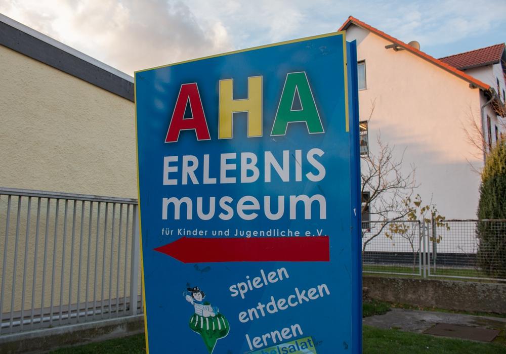 """Die 16. Mitmachausstellung """" Schatzkammer Erde"""" im AHA-ERLEBNISmuseum wird am 10. März eröffnet. Foto: Werner Heise"""