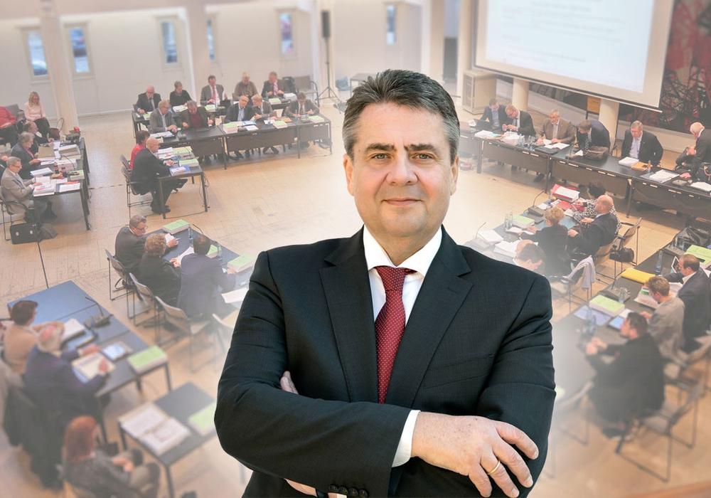 Wird Sigmar Gabriel bald zum Ehrenbürger seiner Heimatstadt Goslar ernannt? Foto: SPD; Alexander Panknin