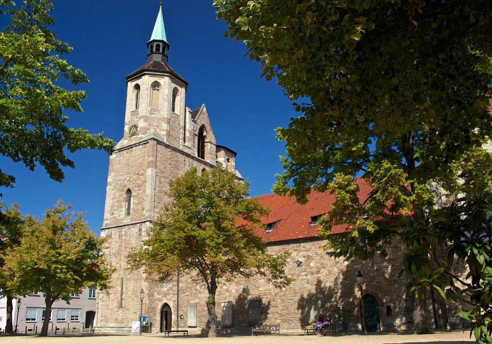 St. Magni-Kirche lädt zum Kleinkindergottesdienst Foto: Braunschweig Stadtmarketing GmbH / Gerald Grote