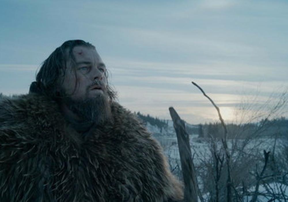 Hugh Glass (Leonardo DiCaprio) kämpft sich zurück ins Leben. Foto: Twentieth Century Fox