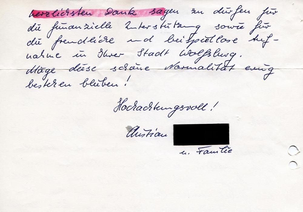 Foto: Institut für Zeitgeschichte und Stadtpräsendtation HA 10287
