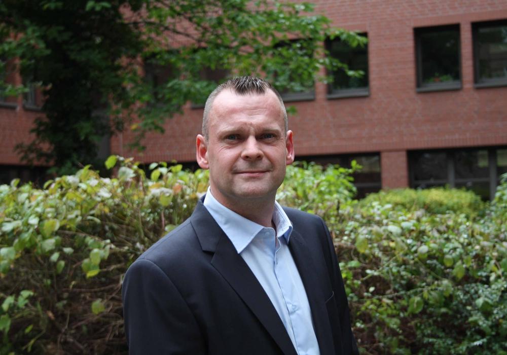 Heiko Knopp berät über den Wiedereinstieg in den Beruf. Foto: Agentur für Arbeit