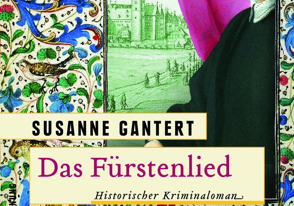 """Susanne Gantert stellt ihr neu erschienenes Buch """"Das Fürstenlied"""" vor. Foto: Privat"""