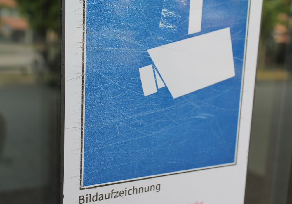 An vier Orten gibt es im Landkreis Goslar Videoüberwachung. Symbolfoto: Christina Balder