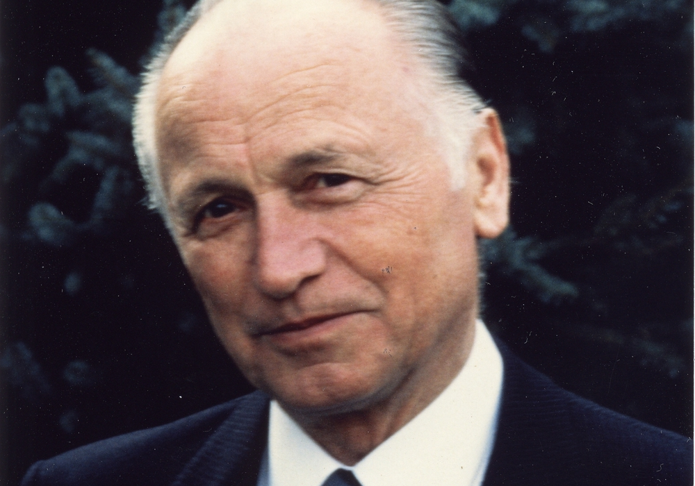 Hermann Zapf ist am 4. Juni in Darmstadt verstorben. Foto: Privat