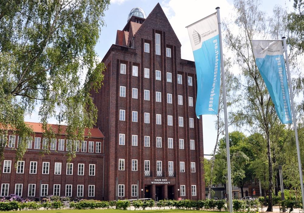 Die Veranstaltung findet im Haus der Wissenschaft statt. Foto: Haus der Wissenschaft Braunschweig