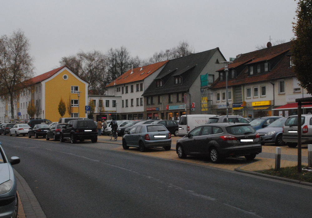Die Deutsche Post sucht noch nach einem neuen Standort. Archivbild
