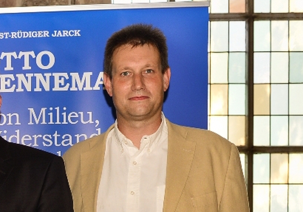 Der Leiter des Braunschweiger Stadtarchivs, Dr. Henning Steinführer, ist auf der Jahrestagung der Kommission in Lüneburg zum neuen Vorsitzenden gewählt worden. Foto: Braunschweigische Stiftung