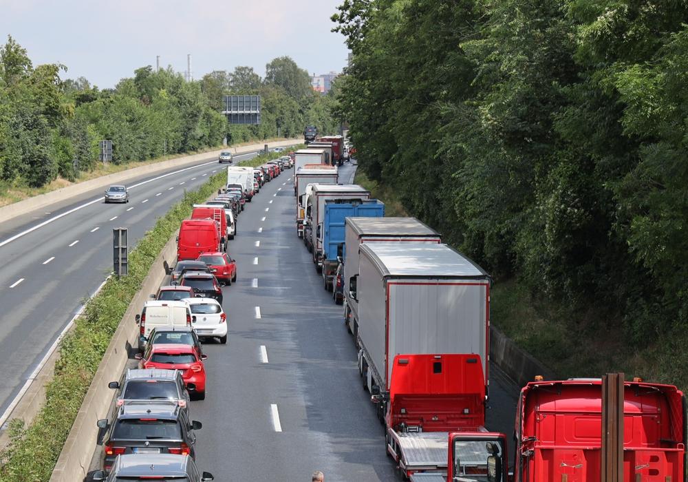 Verkehrsbehinderungen dürften unvermeidlich sein. Symbolbild