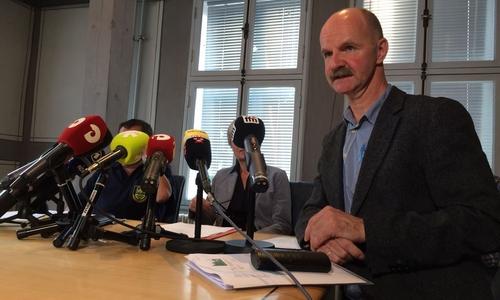 Stadtwerke Geschäftsführer Matthias Tramp spricht von einer einmaligen Chance. (Archivbild)