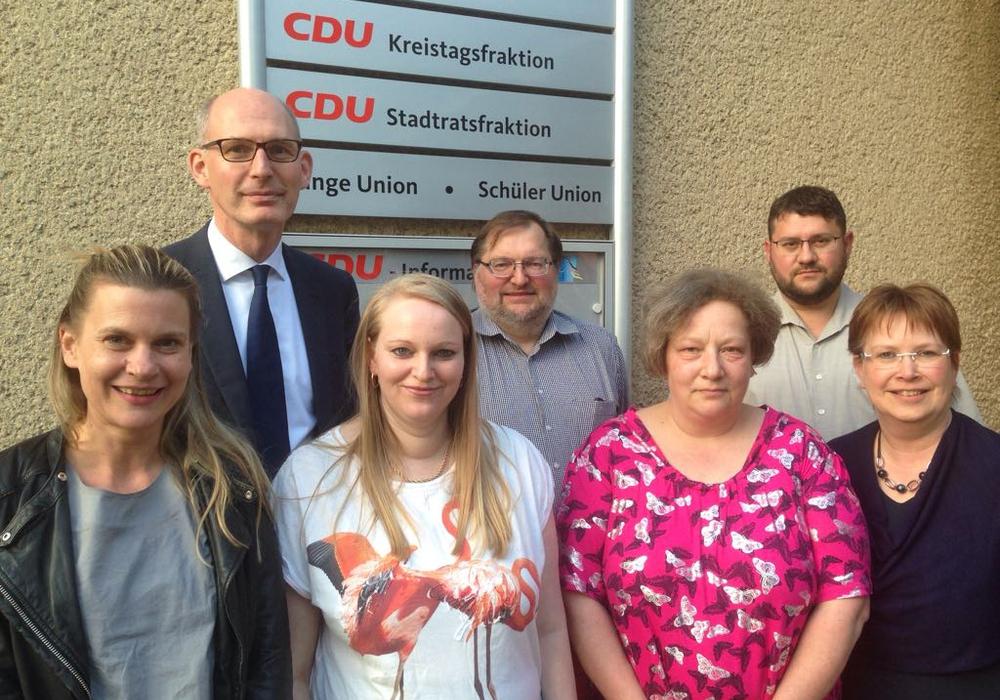 Foto: Wahlkreisbüro Plett