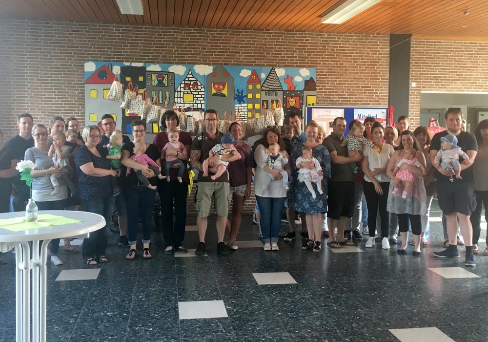 Das Treffen fand in der Remlinger Grundschule statt. Foto: Samtgemeinde Elm-Asse