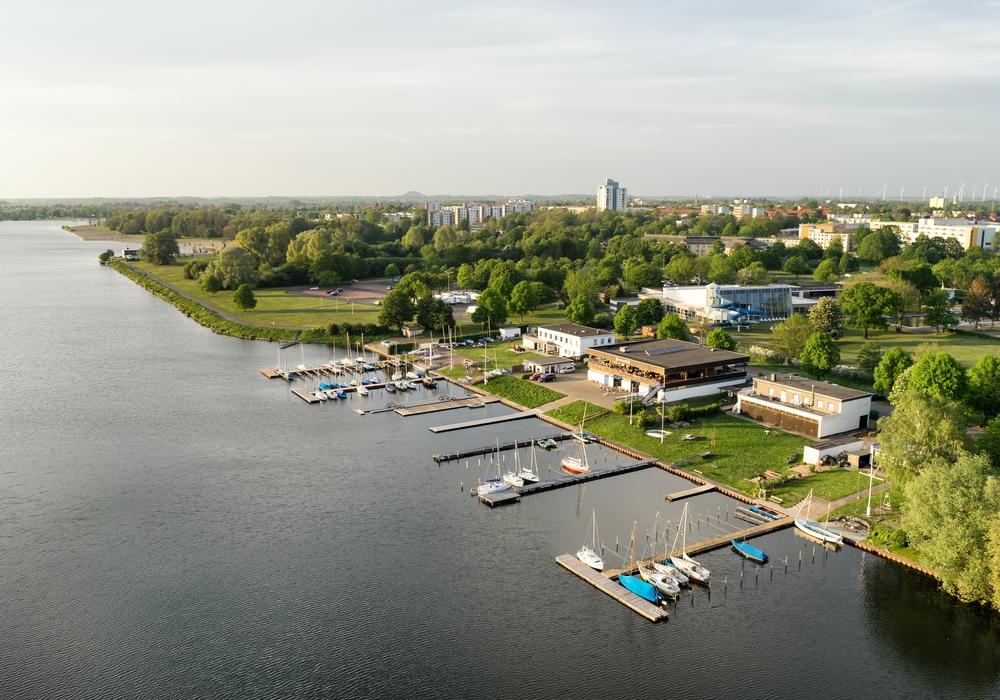 Der Salzgitter See hat ein vielfältiges Angebot. Foto: Stadt Salzgitter