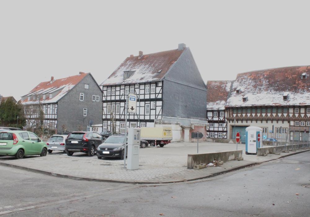 Die CDU-Ratsfraktion fordert den Neubau eines Parkhauses in der Bolzenstraße. Foto: Anke Donner
