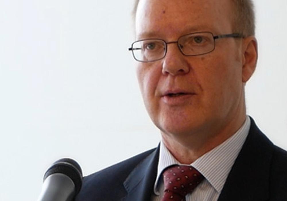 Jörg Fuhrmann geht in den Ruhestand. Archivbild
