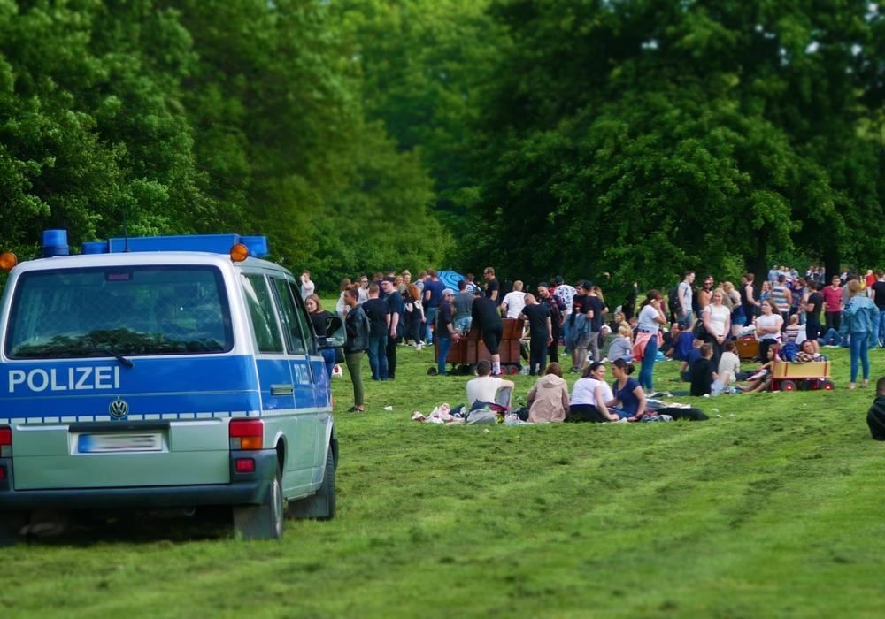 Einige Einsätze, alles in Allem aber eine positive Bilanz bei der Polizei. Symbolfoto: Alexander Panknin