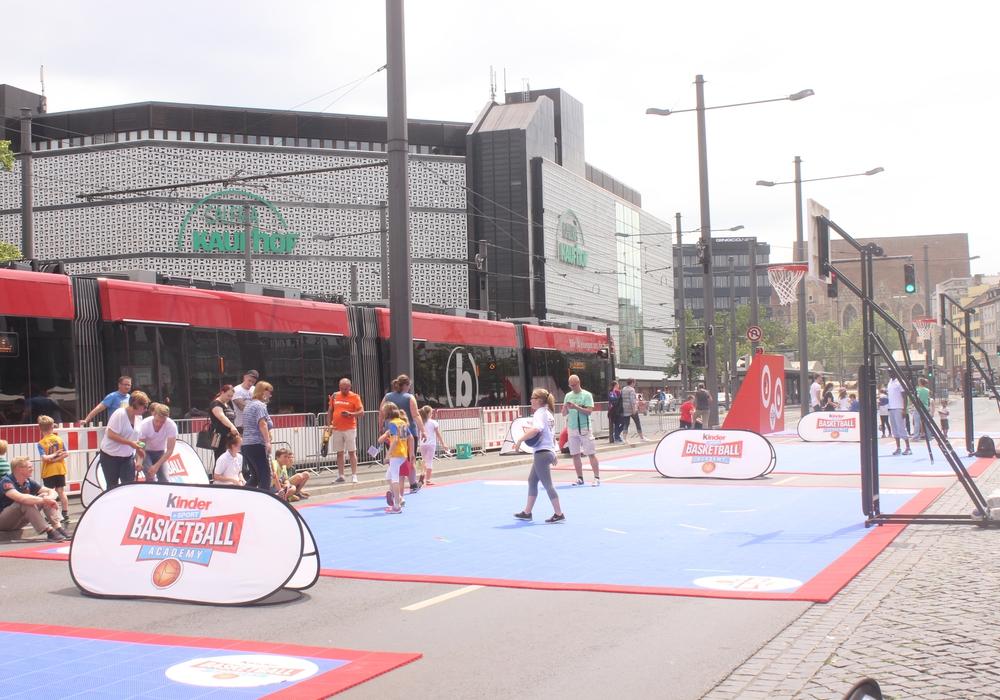 Ab 13 Uhr beginnt die Spielmeile in der Braunschweiger Innenstadt. Foto: Archiv
