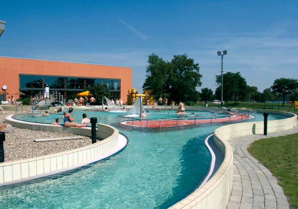 Ab 28. August wird das Mediteranbecken saniert. Foto: Stadt Wolfsburg