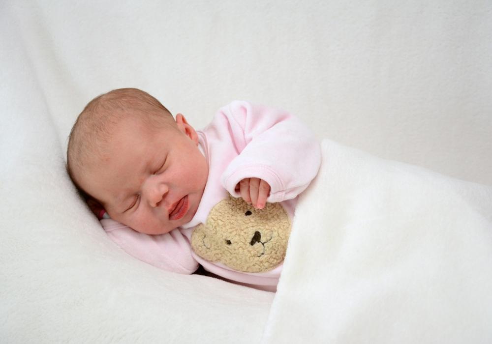 Willkommen, Luisa Jung. Foto: babysmile24.de
