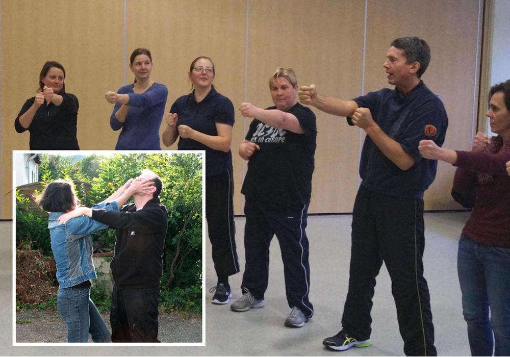 Selbstverteidigung lernen und Selbstvertrauen verbessern, das Mehrgenerationenhaus Schöppenstedt bietet Selbstverteidigungskurs an. Foto: Mehrgenerationenhaus Schöppenstedt