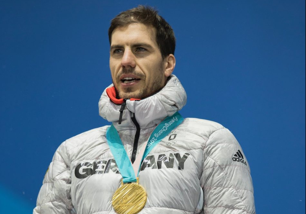 Arnd Peiffer holt Gold in Südkorea. Foto: Stadt Clausthal-Zellerfeld