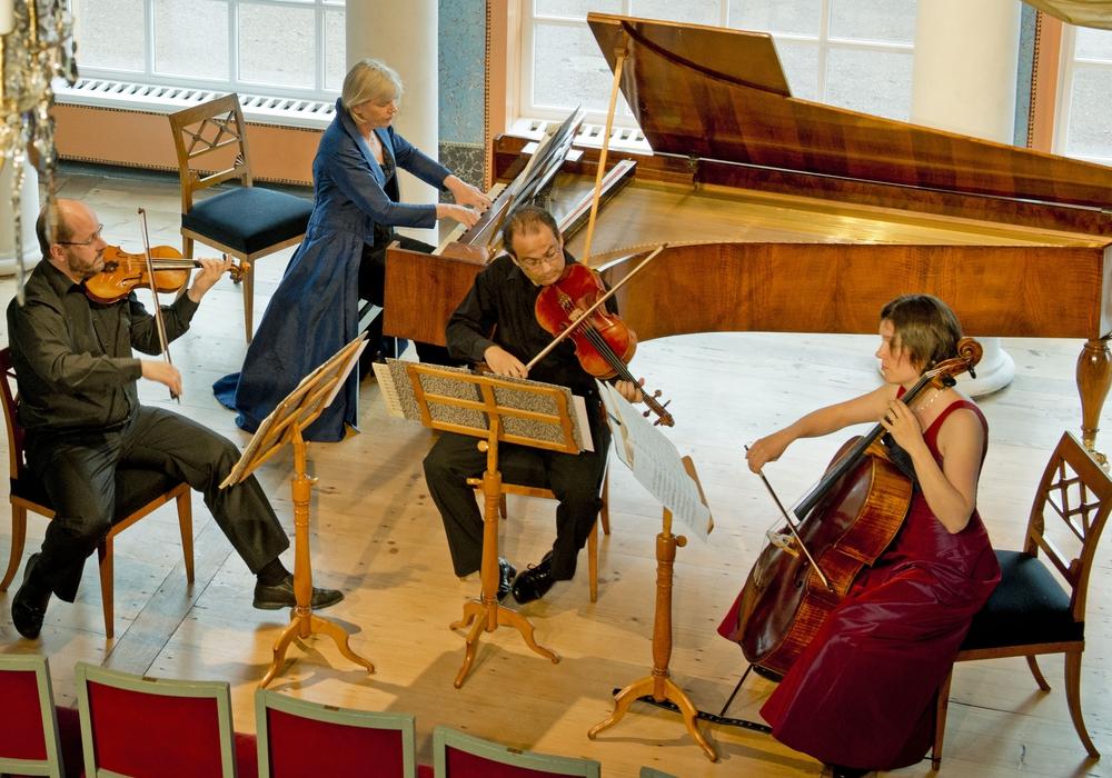 Am 19. August findet in der Klinik Dr. Fontheim ein Konzert im Rahmen des 13. Internationalen Musikfestes Goslar-Harz statt. Konzertbeginn mit dem Ensemble Louis Ferdinand ist 19.30 Uhr in der Gemeinschaftshalle. Foto: Maik Schuck