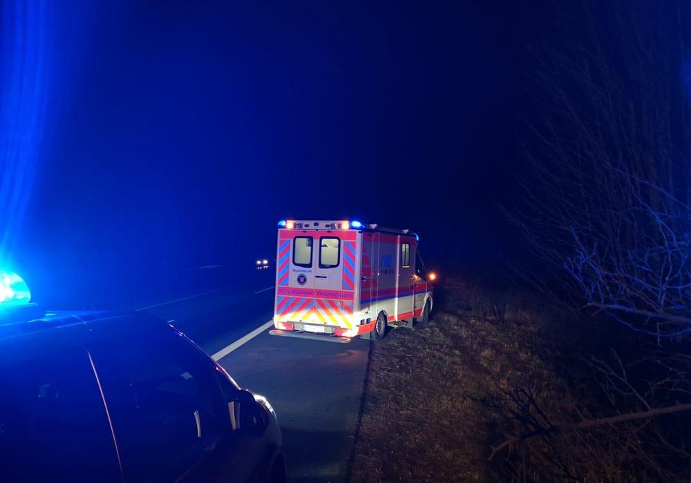 Am Freitagabend kam es zum einem Unfall auf der A36. Fotos: Aktuell24(KR)
