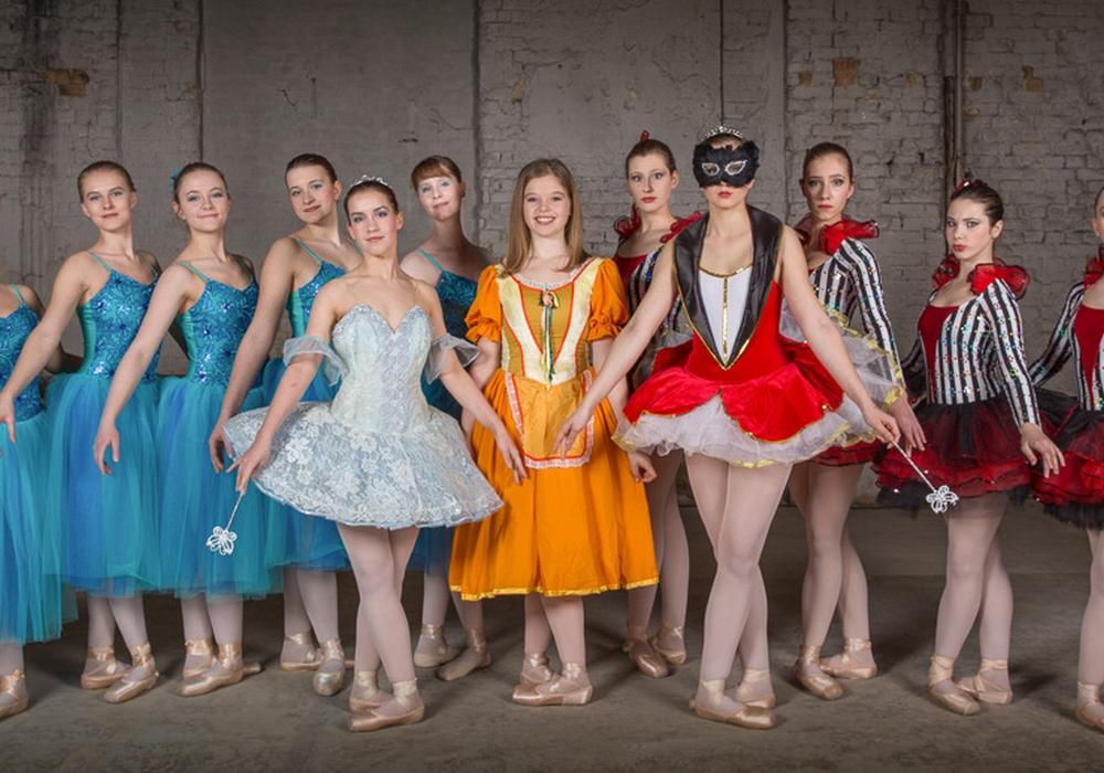 """Die Ballett Akademie des MTV präsentiert """"Der Zauberstab"""". Foto: MTV Wolfenbüttel/Felix Kuntoro"""