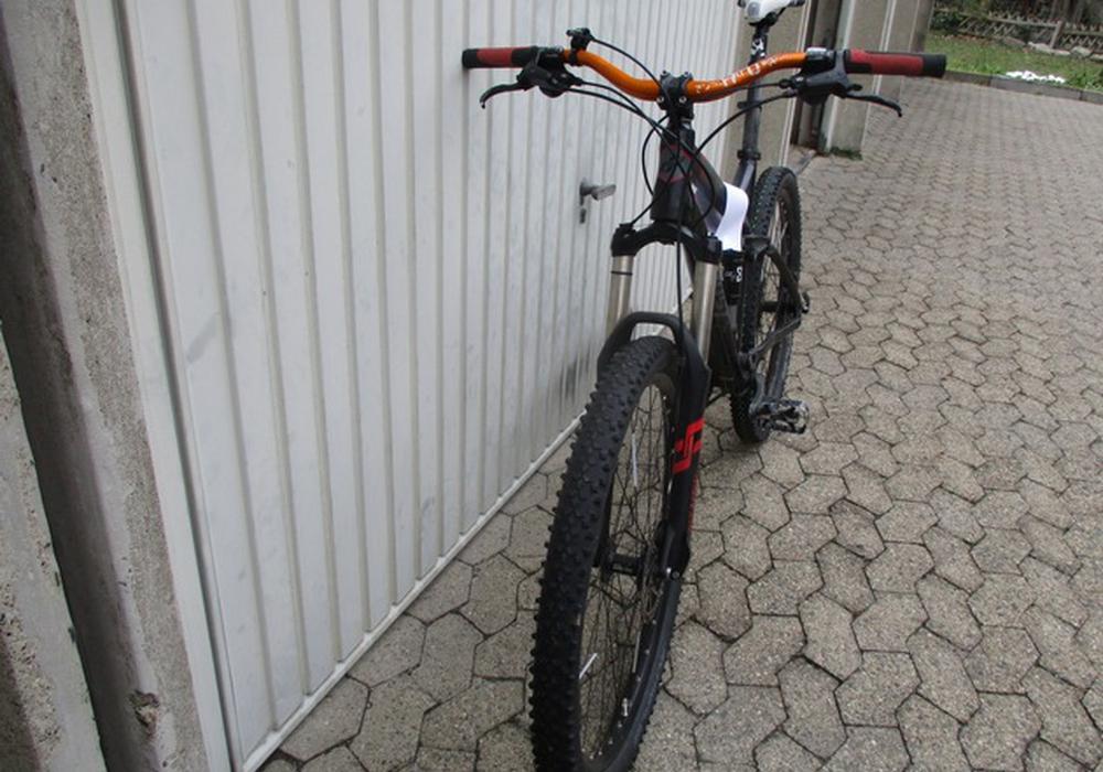 Wer kann Angaben zu diesem Fahrrad machen? Foto: Polizei