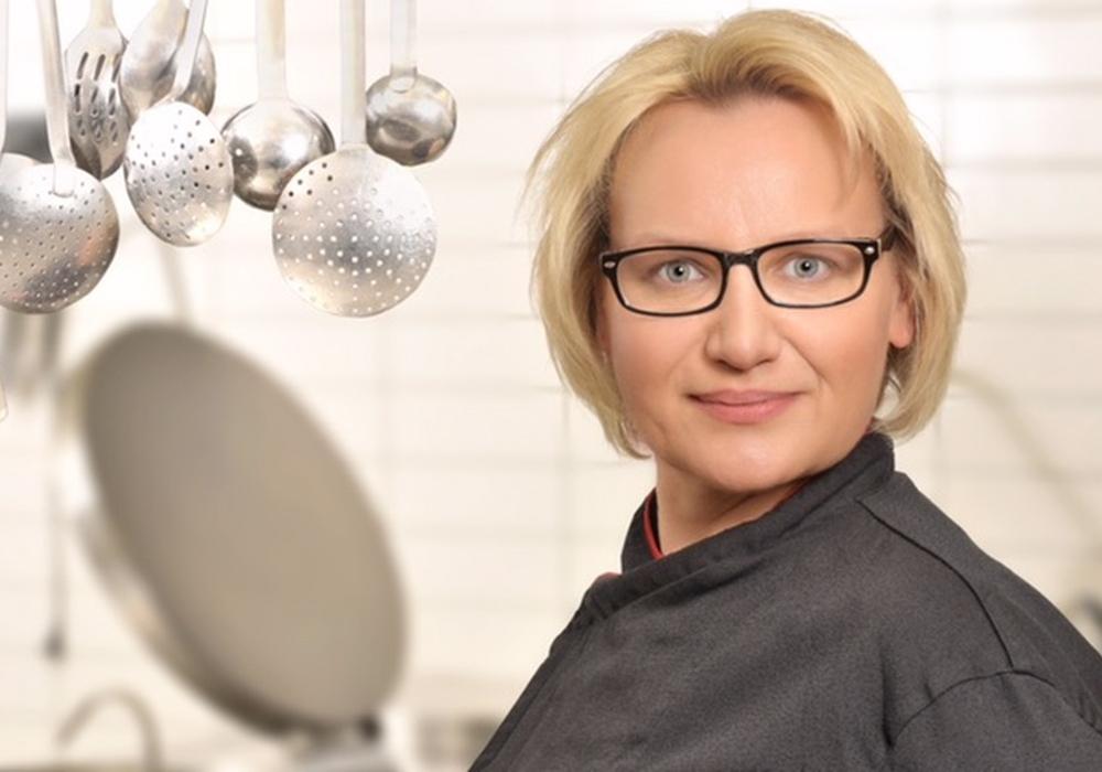 Solferino-Küchenchefin Corina Bornecke kocht künftig auch für das Bistro im Möbelhof Adersheim. Foto: DRK