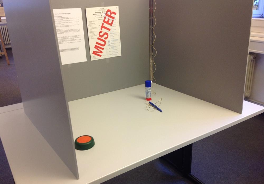 Für einige Wahlberechtigte ändert sich künftig auch der Ort des Wahllokals. Symbolbild: Archiv