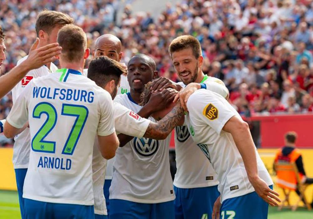 Traumstart für den VfL Wolfsburg. Foto: imago/De Fodi