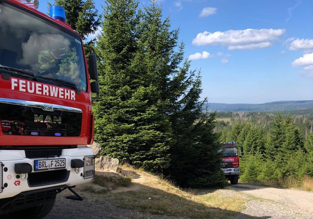 Foto: Feuerwehr Braunlage