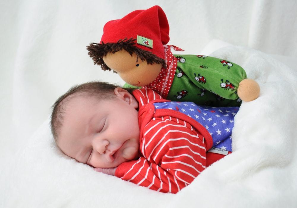 Wir freuen uns über die Geburt von Frieda Ingrid Linder. Foto: babysmile24.de