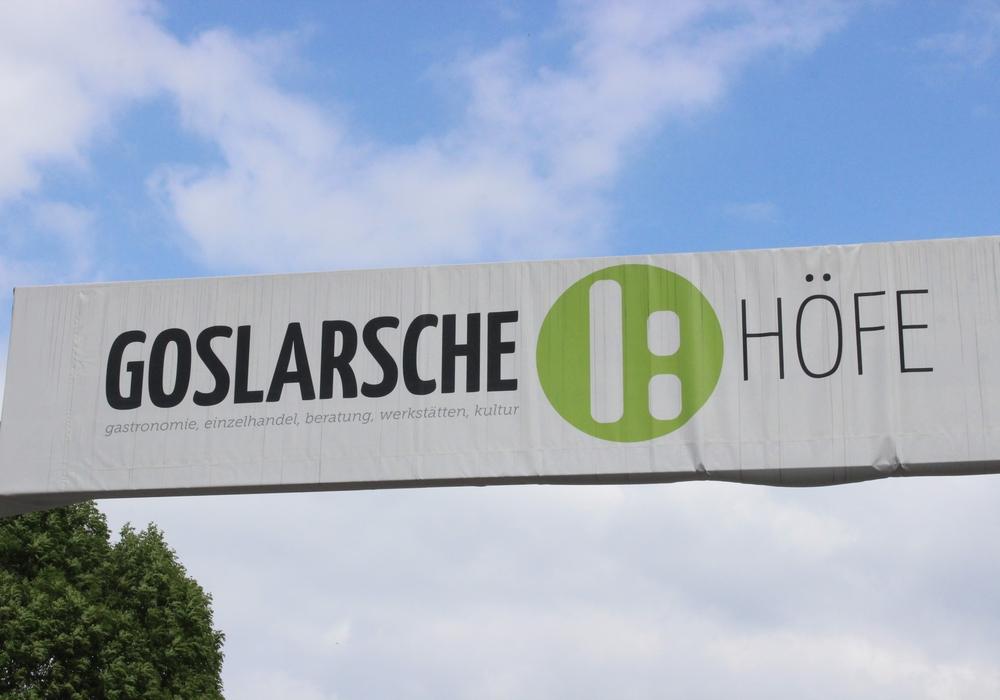 Chor ohne Grenzen bei den Goslarschen Höfen. Foto: Anke Donner