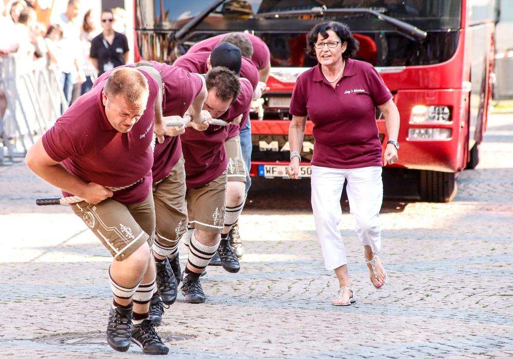 Die Almdudler erzogen sich den Sieg. Foto: Stadt Wolfenbüttel