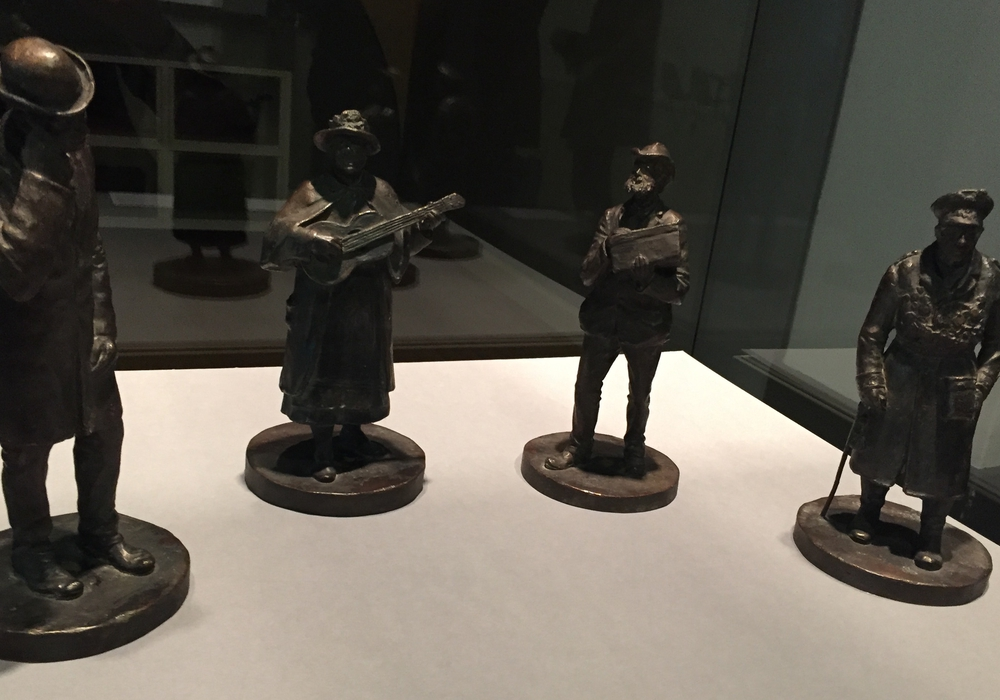 Die Braunschweiger Originale haben jetzt einen Ehrenplatz im Braunschweiger Museum. Foto: Robert Braumann