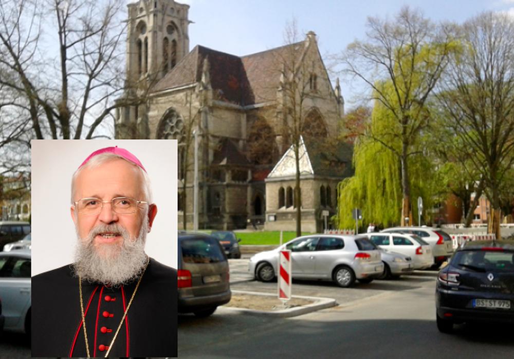 Am Mittwoch kommt Bischof Dr. Gerhard Feige aus Magdeburg zu einer ökumenischen Vesper in die Paulus-Kirche. Foto: Bistum Magdeburg.