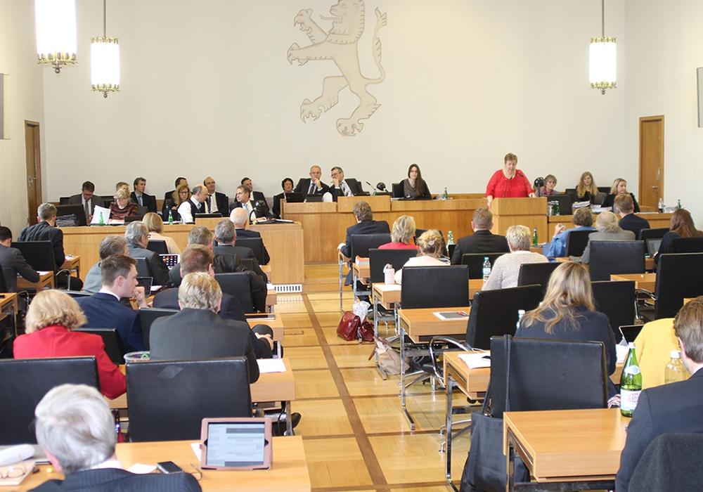 Die CDU Ratsfraktion hält den aktuellen Haushaltsentwurf für unverantwortlich gegenüber kommenden Generationen. Symbolfoto: Archiv