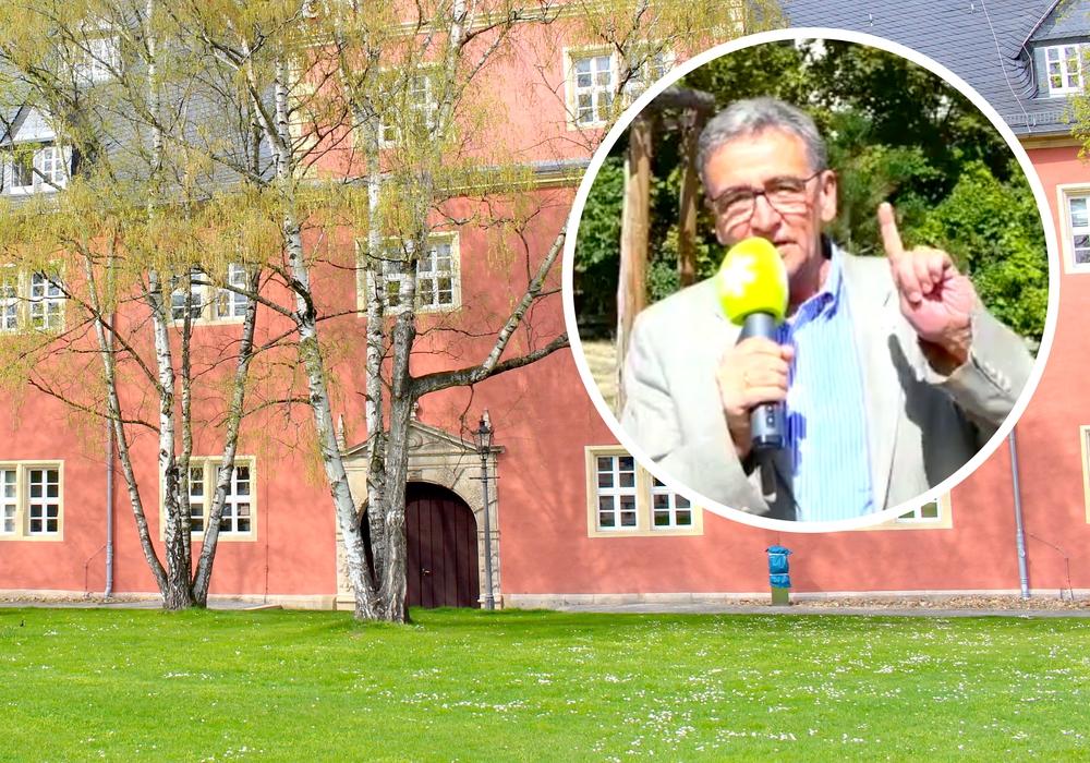 Nimmt an der #baumgießchallenge teil: Wolfenbüttels Bürgermeister Thomas Pink. Foto: Stadt Wolfenbüttel/Archiv
