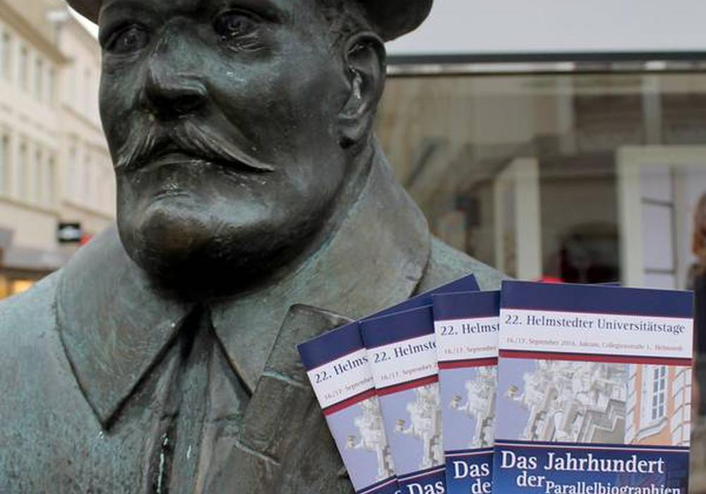 """""""Das Jahrhundert der Parallelbiografien"""" bietet Vortrags- und Diskussionsstoff. Foto: Stadt Helmstedt"""