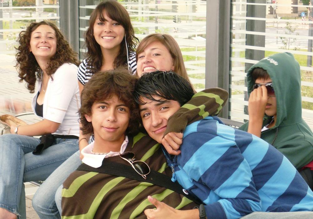 Jugendliche aus Ecuador suchen im kommenden Sommer ein neues Zuhause auf Zeit in Wolfenbüttel. Foto: Humboldteum e.V.