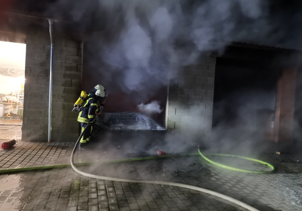 Der Einsatz im Müden. Foto: Samtgemeinde Meinersen