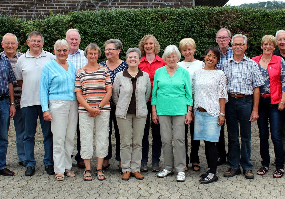 """Viel Spaß gab es bei der  Gymnastikgruppe """"59 plus"""" des TSV Wittmar. Foto: Bernd-Uwe Meyer"""