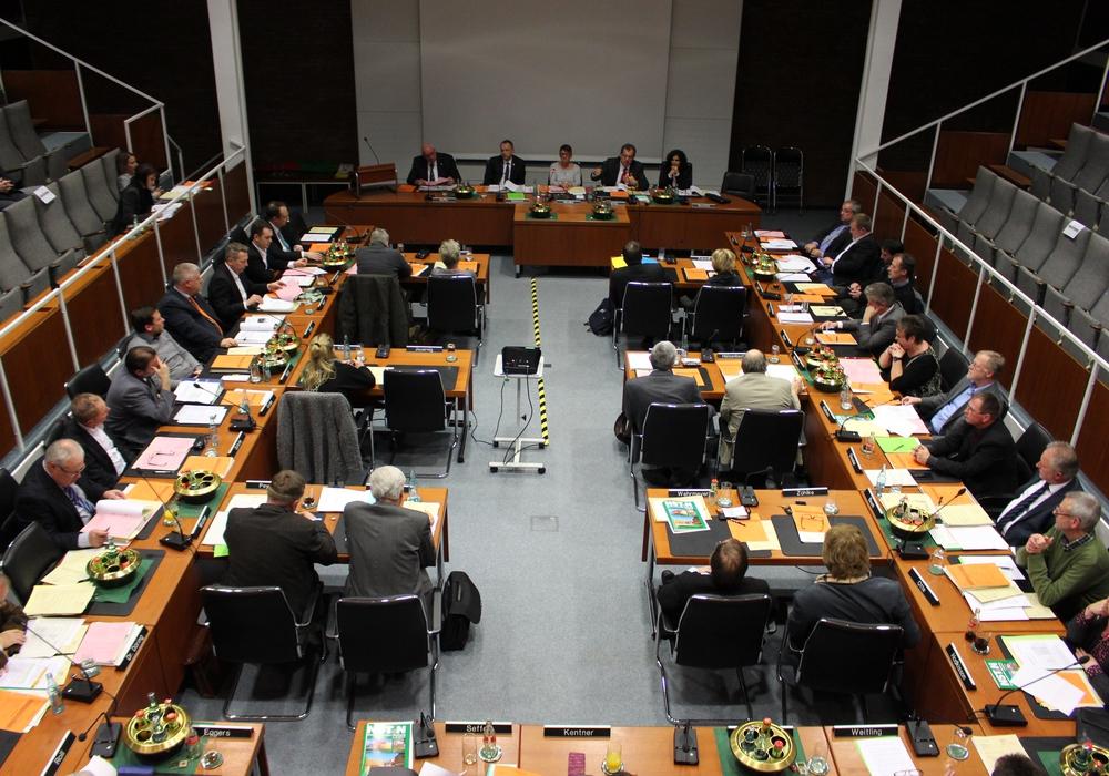 Der Rat entscheidet über Belastungsprobe. Foto: Frederick Becker