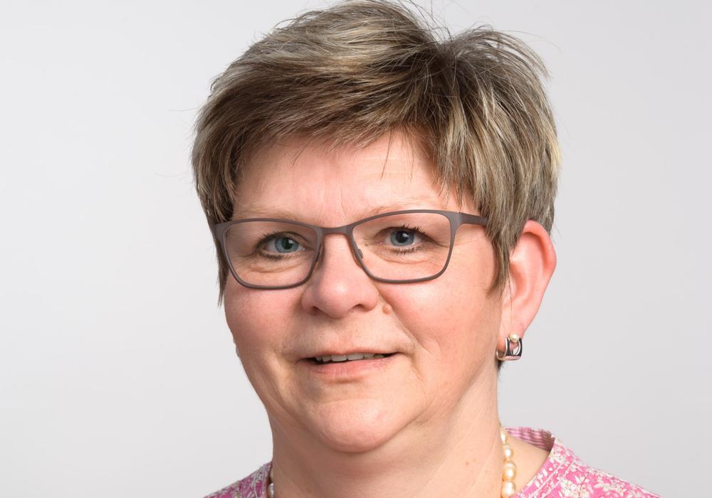 Annette Johannes. Foto: SPD