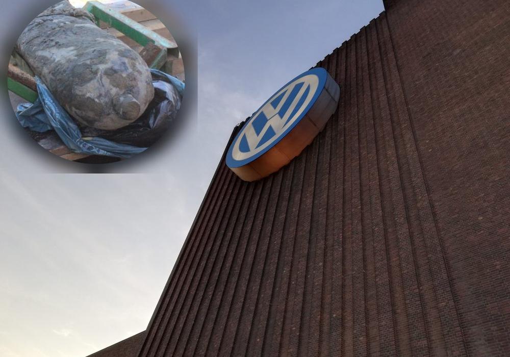 Am Sonntag wird in Wolfsburg eine Bombe entschärft. Die Stadt Wolfsburg gibt alle Informationen rund um die Foto: Archiv